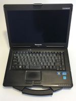 "Panasonic Toughbook CF-53 Mk2 Win 10 i5 2.6GHz 4GB 120GB SSD Touch Screen 14"" LCD - Used"